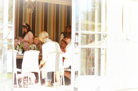 Stork Tea at La Vie Lente ©Renate Engelbrecht